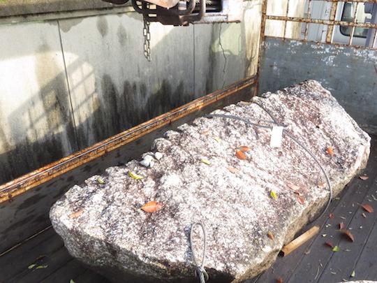 <h2>この地域で産出された石たちです</h2>