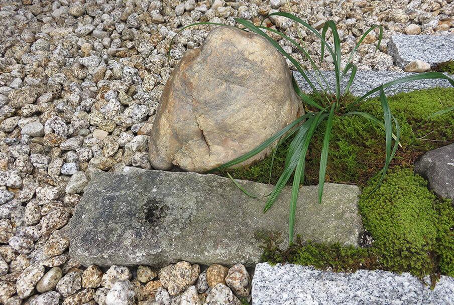 奥様と娘さんの選んだ石